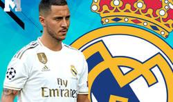 Enlace a Un grave error en la web del Real Madrid desvela al fin que número usará Hazard