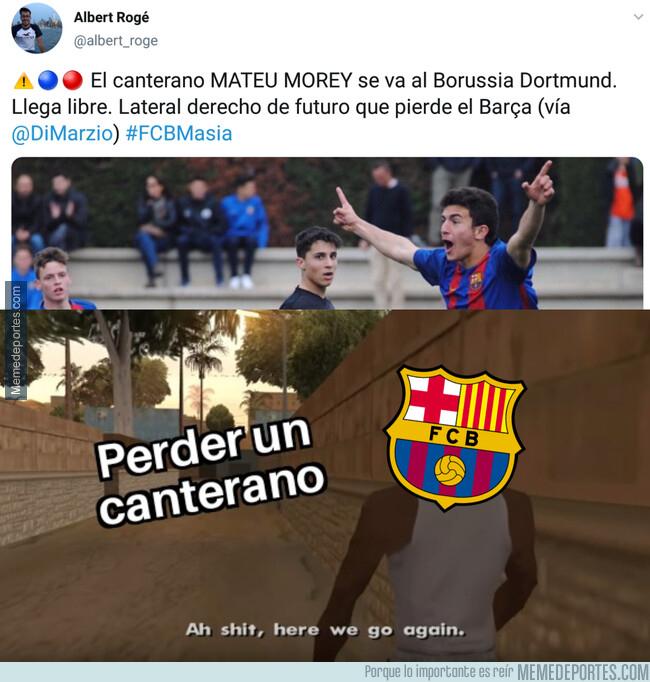 1078705 - El Barça ya está acostumbrado a dejar escapar perlas de su cantera