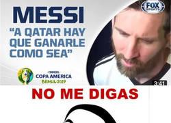 Enlace a ¿En serio Messi?