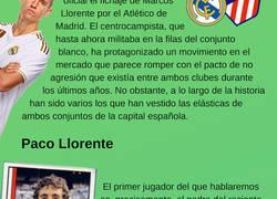 Enlace a Algunos jugadores que vistieron las camisetas de Real Madrid y Atlético