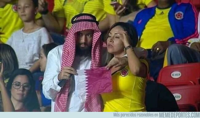 1078870 - Algo me dice a mí que este qatarí no es muy legítimo