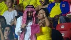 Enlace a Algo me dice a mí que este qatarí no es muy legítimo
