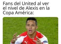 Enlace a Este Alexis no tiene nada que ver con el que se ha visto en Old Trafford