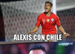Enlace a El Alexis de esta Copa América es otro