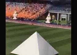 Enlace a Mientras tanto en la Copa África en Egipto