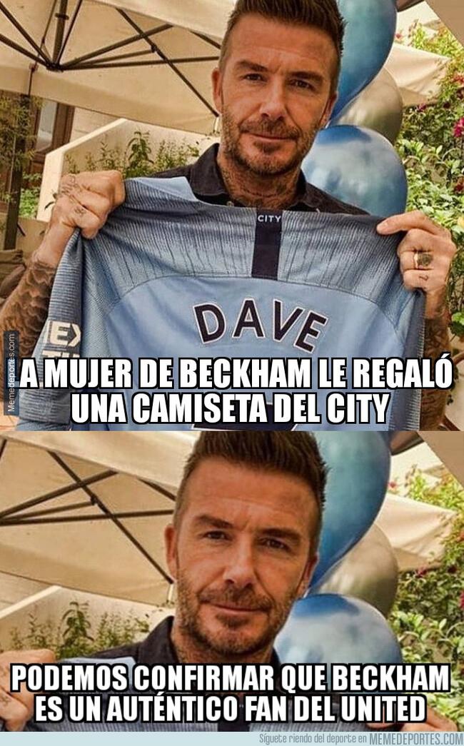 1078994 - La cara de Beckham lo dice todo