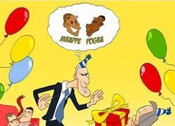 Enlace a El regalo que Zidane desearía por su cumpleaños, por @goalglobal
