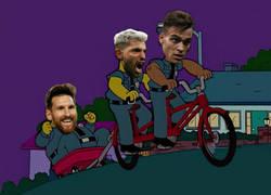 Enlace a Lautaro y Agüero tiraron del carro argentino esta vez