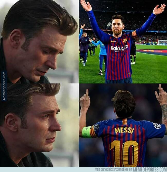 1079111 - Cuando recuerdas que Messi ya tiene 32 años
