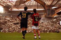 Enlace a El Inter y el Milan acordaron la demolición del San Siro para construir uno nuevo
