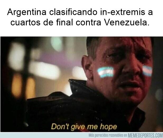 1079142 - Más sufrimiento para Argentina