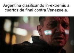 Enlace a Más sufrimiento para Argentina