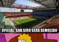 Enlace a Otro estadio histórico que acabará en ruinas