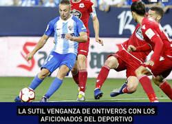 Enlace a La sutil venganza de Ontiveros con los aficionados del Deportivo