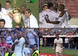 Enlace a Edwin Congo ha jugado literalmente más partidos como leyenda del Real Madrid que partidos oficiales