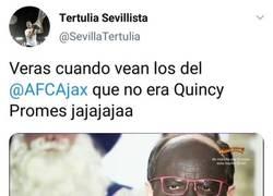Enlace a El Sevilla le da gato por liebre al Ajax, por @SevillaTertulia
