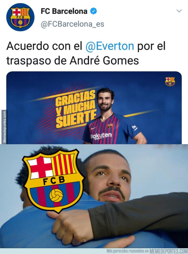 1079277 - El Barça y Andre Gomes separan sus caminos definitivamente