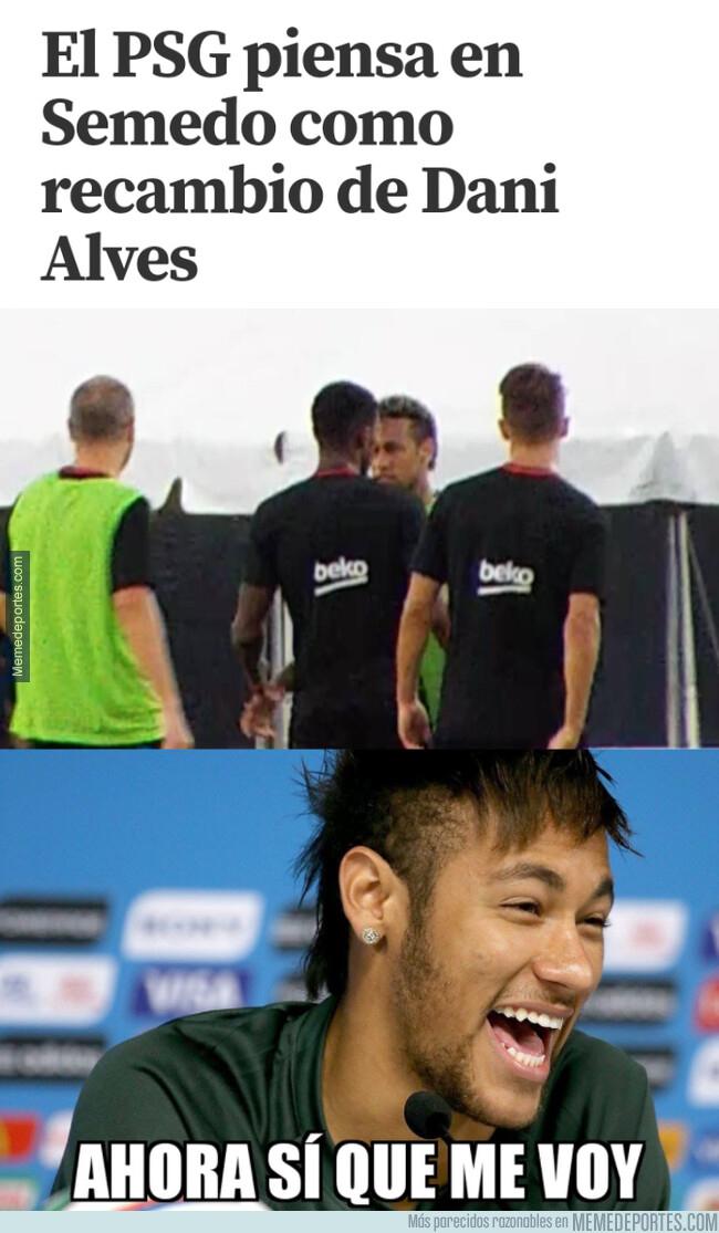 1079286 - El PSG se interesa en un viejo enemigo de Neymar