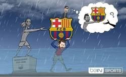 Enlace a ¿Quién tirará del carro azulgrana cuando Messi no esté? Por @footytoonz