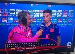Enlace a Ni los subtítulos de los televisores respetan a James