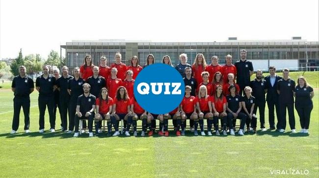 1079314 - TEST: ¿Sabrías reconocer a las siguientes jugadoras de la Selección Española?