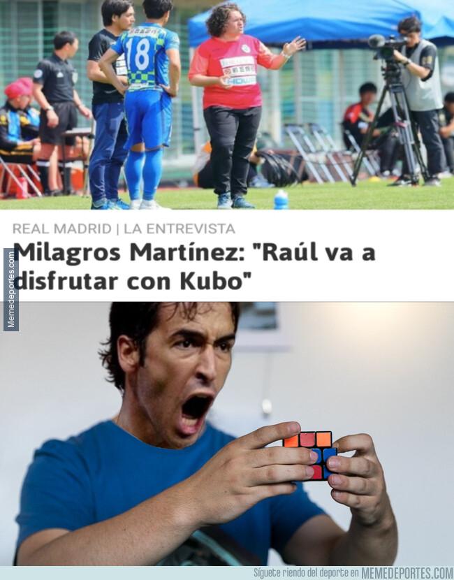 1079365 - Raúl lo pasará en grande con su Kubo