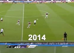 Enlace a Es una especialidad de Rooney. ¿Cuál es mejor gol?