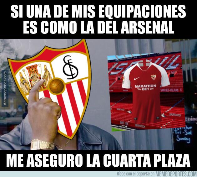 1079427 - El Sevilla tiene un plan magnífico para llegar a la Champions
