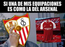 Enlace a El Sevilla tiene un plan magnífico para llegar a la Champions