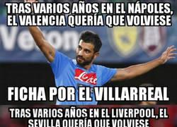 Enlace a El Villarreal le quita dos posibles regresos a Sevilla y Valencia