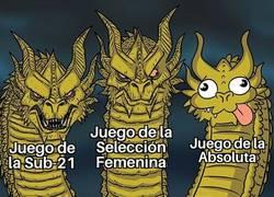 Enlace a Casi todas las selecciones de España juegan divinamente