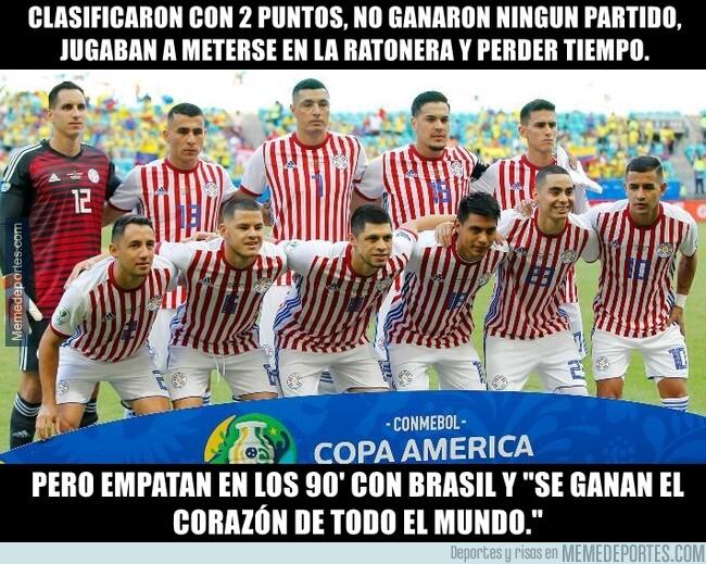 1079467 - Opinión impopular: Paraguay en la Copa América