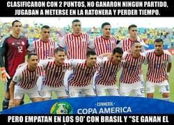 Enlace a Opinión impopular: Paraguay en la Copa América