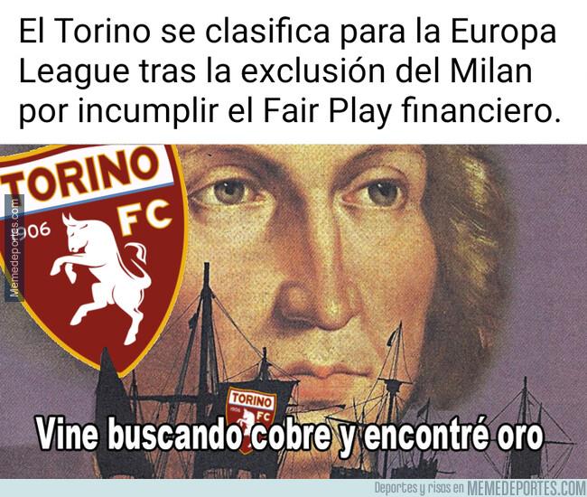 1079526 - Al Torino le ha sonreído la suerte