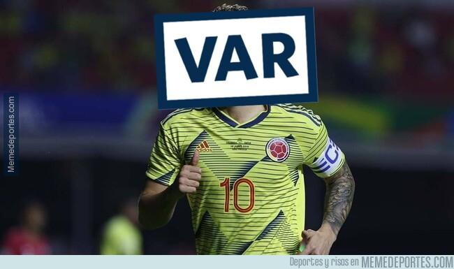 1079536 - El mejor jugador de Colombia, pero nada pudo hacer