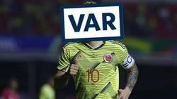 Enlace a El mejor jugador de Colombia, pero nada pudo hacer