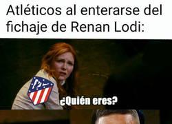 Enlace a El Atlético ficha al desconocido Renan Lodi