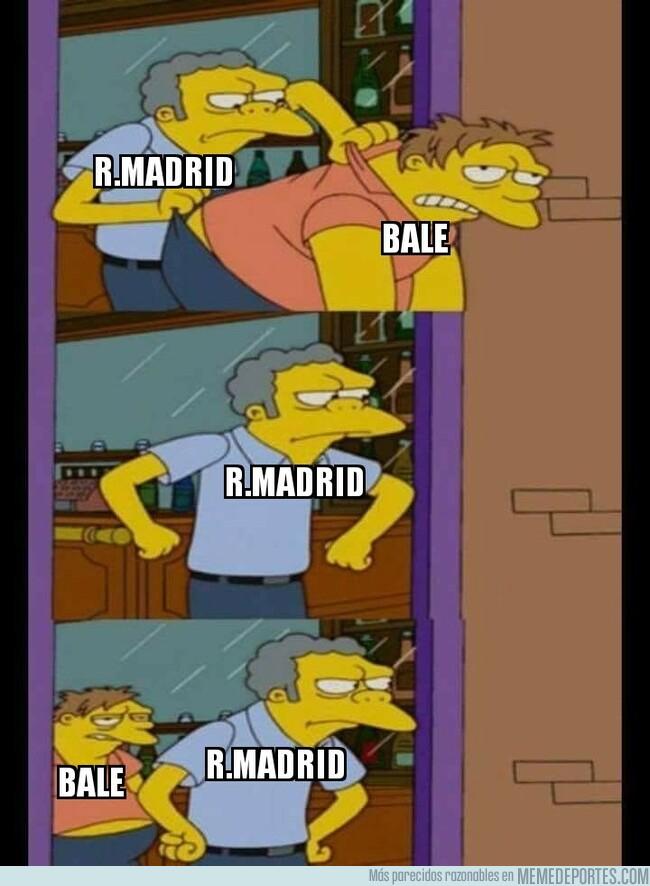 1079599 - Situación actual de Bale en el Madrid