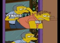 Enlace a Situación actual de Bale en el Madrid