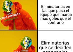 Enlace a Esta Copa América es emocionante hasta el final