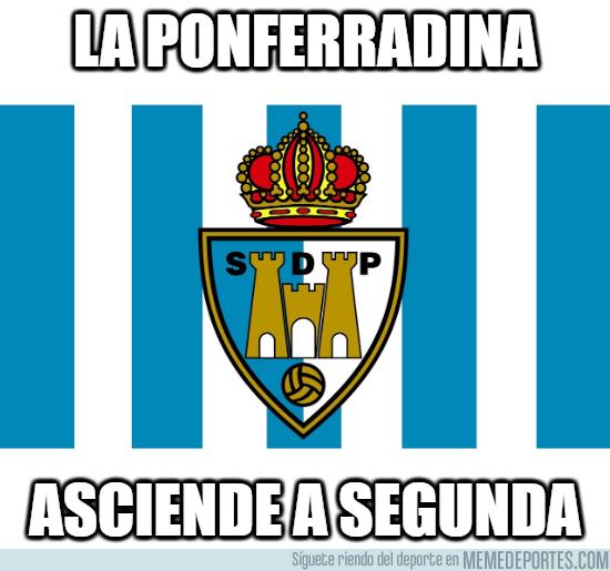 1079645 - La Ponferradina nuevo equipo de segunda división
