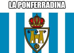 Enlace a La Ponferradina nuevo equipo de segunda división