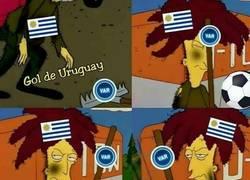Enlace a Resumen de Uruguay vs Perú