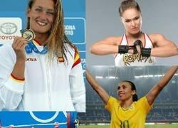 Enlace a Lo que me viene a la cabeza cuando critican sin motivo el deporte femenino