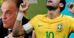 Enlace a El doble rasero de Tebas a la hora de opinar de Neymar según que equipo quiera ficharle