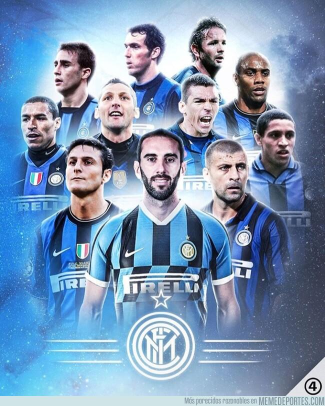 1079794 - El Inter siempre ha sido un equipo con grandes defensores, por @433