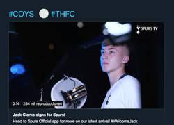 Enlace a El Tottenham anuncia un fichaje después de más de 1 año y todos sus aficionados responden de la mejor manera