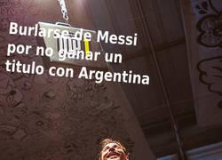 Enlace a Madridistas, argentinos y otros en estos momentos