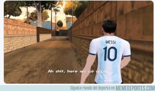 1079917 - ¿De nuevo Messi anunciará su retirada de la selección?