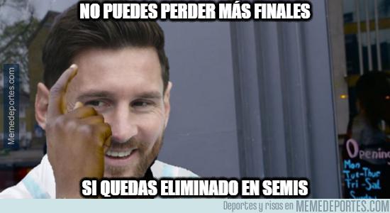 1079933 - La mejor jugada de Messi en la Copa América
